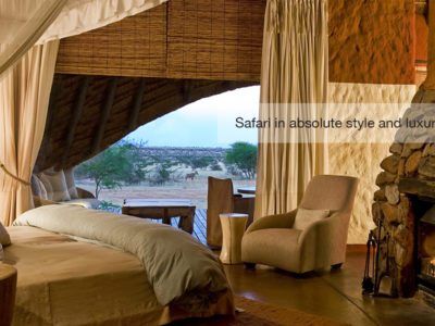 FiveZero Safaris, Kalahari Safari