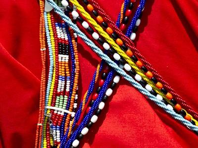 Masaai dress