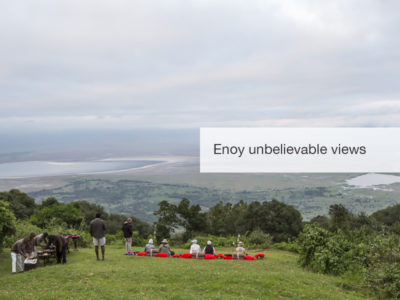 Ngorogoro Crater Safari, FiveZero Safaris